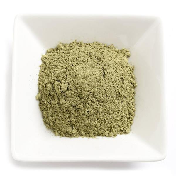 kratom powder white