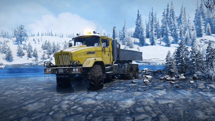 Trucks for SnowRunner